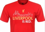 Liverpool is RED - red LADY