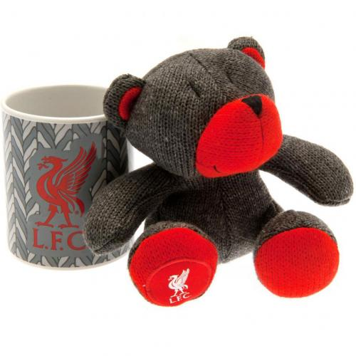 LFC Bear and Mug Set