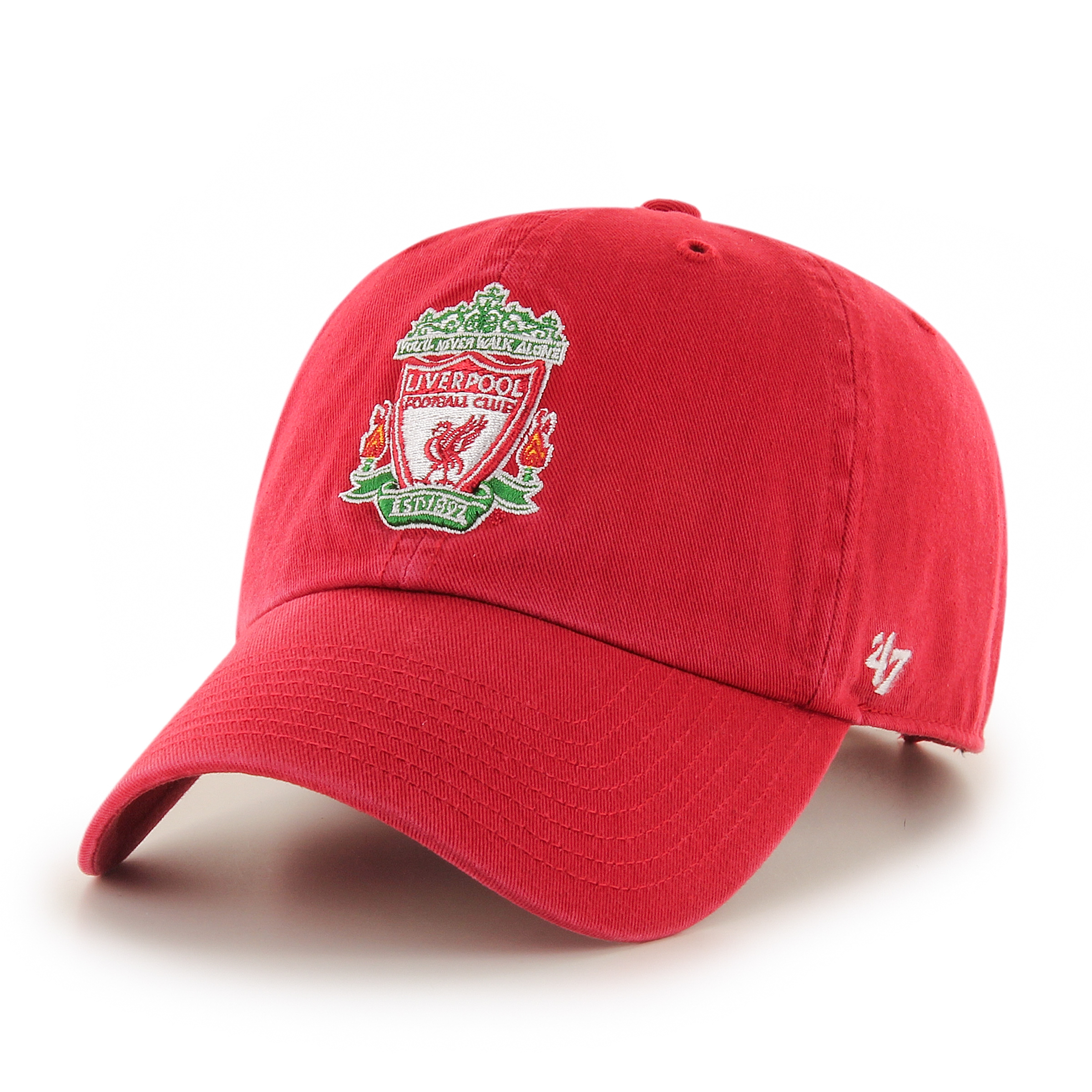 LFC 47 Brand Cap RD Badge