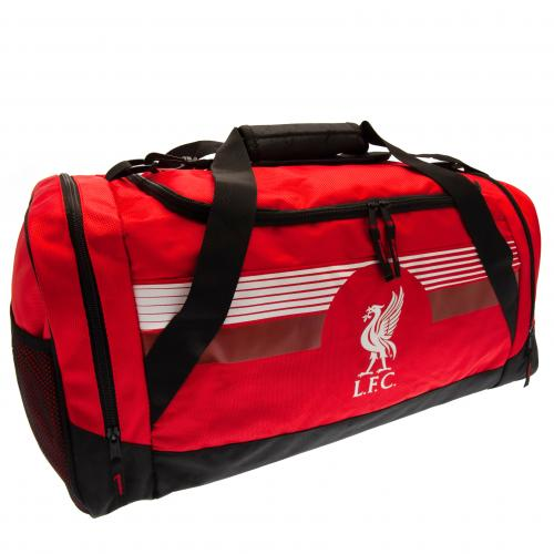 LFC Holdall Red Ultra