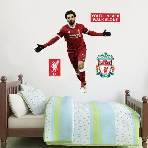 Liverpool F.C. Wall Art Salah