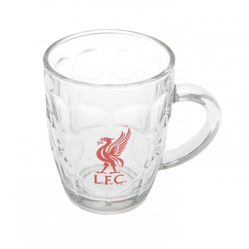 LFC Glass Tankard