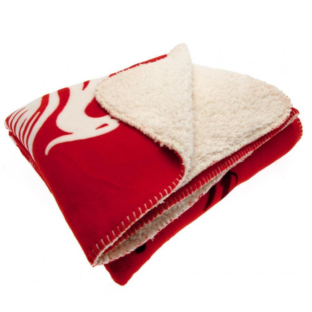 Deka Sherpa Fleece Blanket