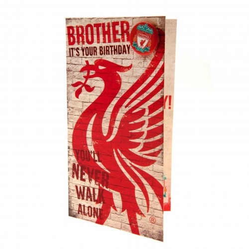 LFC Birthday Card