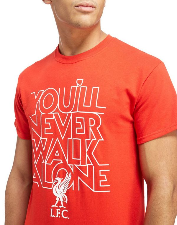 Liverbird T-Shirt red