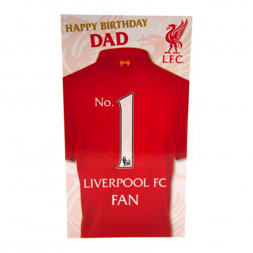 LFC Happy Birthday Dad